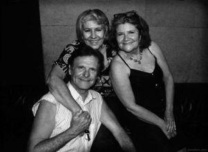 with Palmolive & Esperanza June 2014